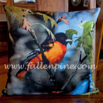 Oriole Oak 1 Pillow