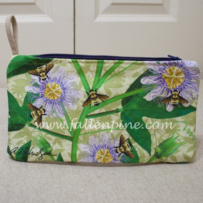 Bumbleebee and Passion Flower Bag