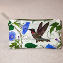 Hummingbird Bag Side 1