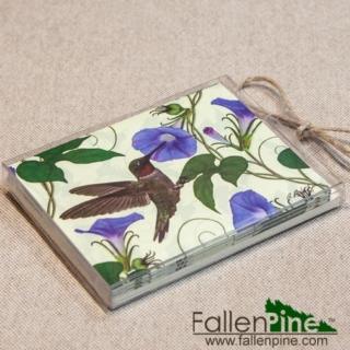 Hummingbird Notecard