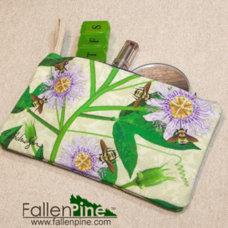 Bumblebees & Passionflowers Bag