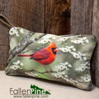 Cardinal and Dogwood Bag