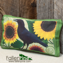 Crows and Sunflowers Bag