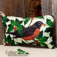 Robins and Holly Bag